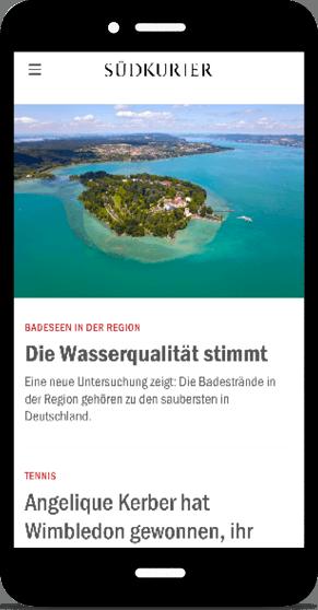 SÜDKURIER Online App