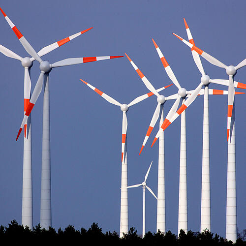 Windkraft in der Region
