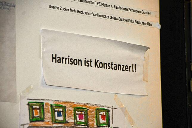 Name der Petition: Harrison ist Konstanzer!