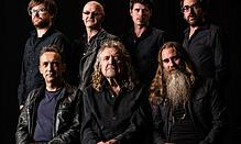 Robert Plant & The Sensational Space Shifters kommen nach Lörrach.