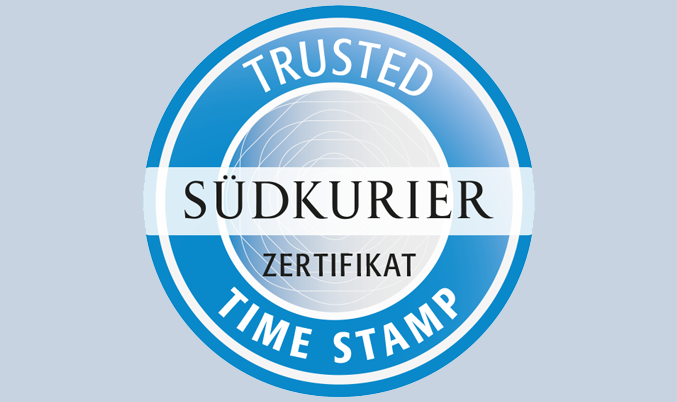 SÜDKRUIER TRUSTED TIME STAMP